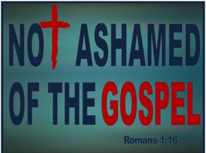Evangelism Conference - Not Ashamed of the Gospel @ Southside Baptist Church