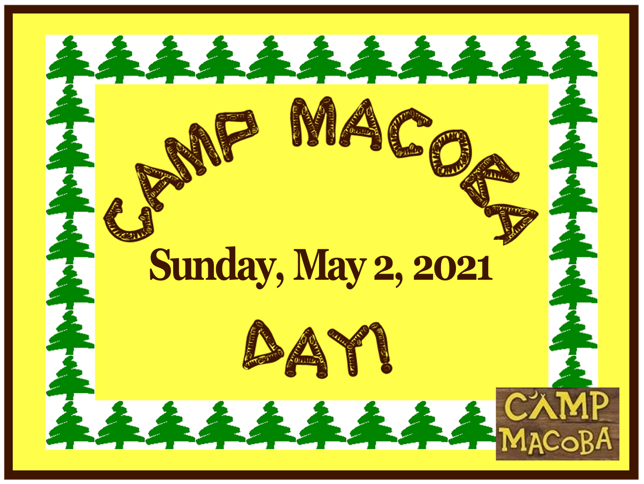 Camp MACOBA Sunday